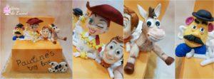 Création Toy Story chez Gâteau de Luciné