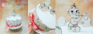 Création bébé chez Gâteau de Luciné